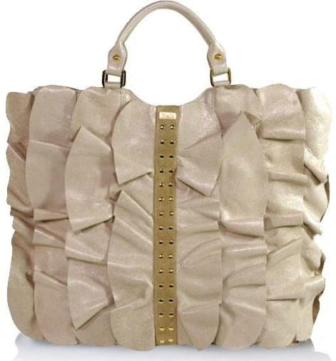 BE & D Kan Kan portfolio shoulder bag