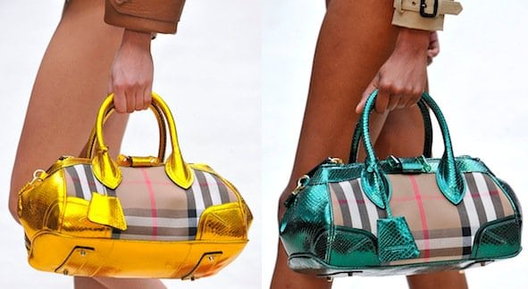 bfff9cb2faa4 What To Expect From Burberry s Spring Summer 2013 Collection
