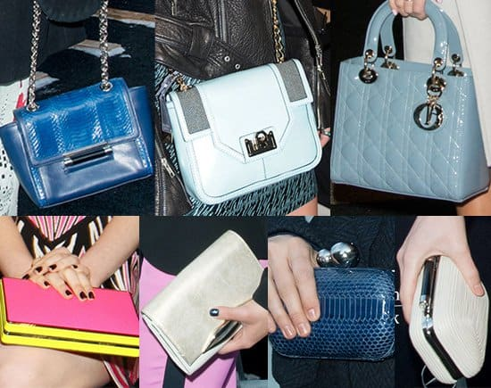 7 Hot Purses Spotted at New York Fashion Week