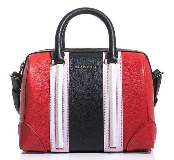 Givenchy Lucrezia Colorblock Mini Satchel Bag