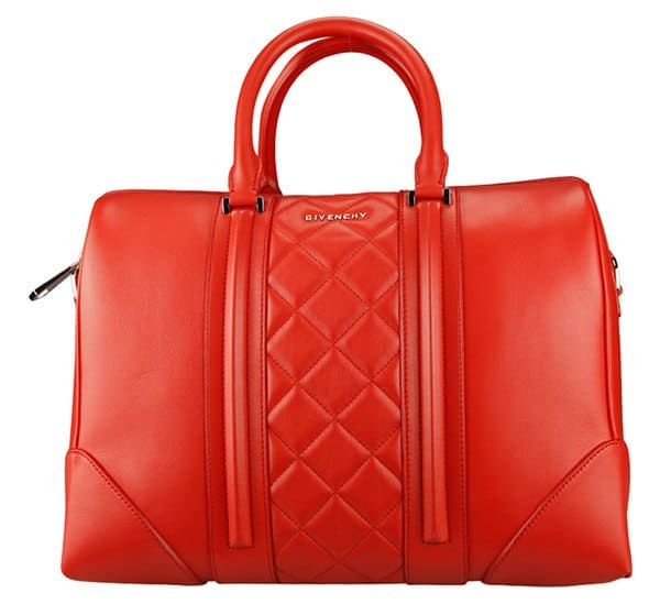 Givenchy Lucrezia Quilted Satchel Bag