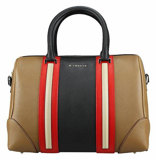 Givenchy Lucrezia Tricolor Satchel Bag