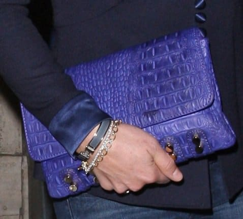 Pippa Middleton leaving Le Caprice with Tom Kingston