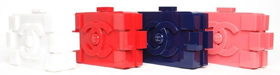 Chanel Lego Clutch, Spring/Summer 2013 Collection