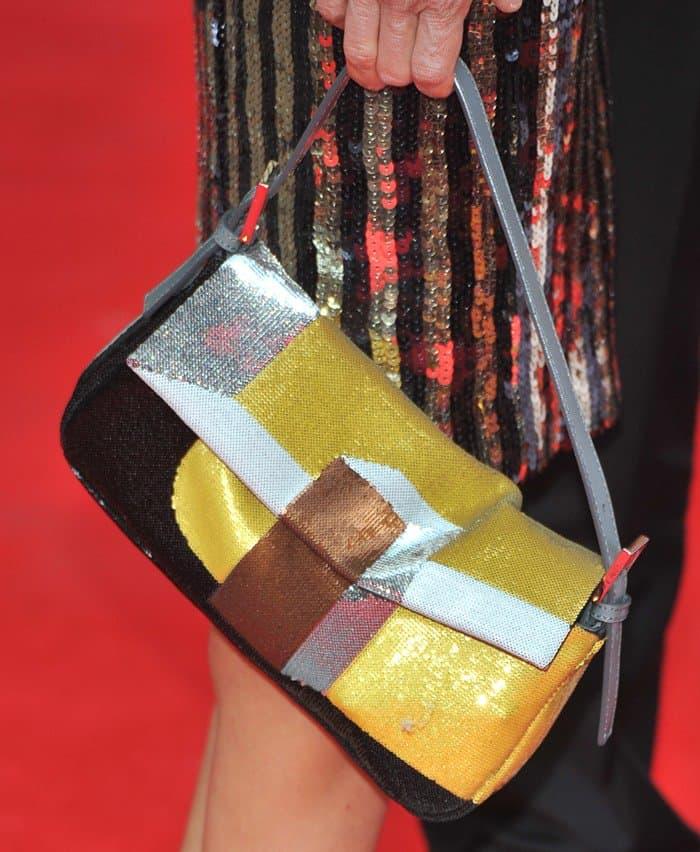 SJP's Fendi Baguette bag