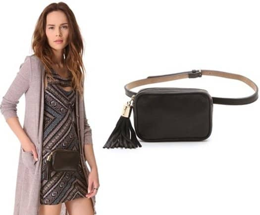B-Low The Belt Tassel Belt Bag