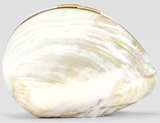 rafe new york sirene shell minaudiere