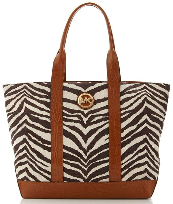 Michael by Michael Kors Large Canvas Tote