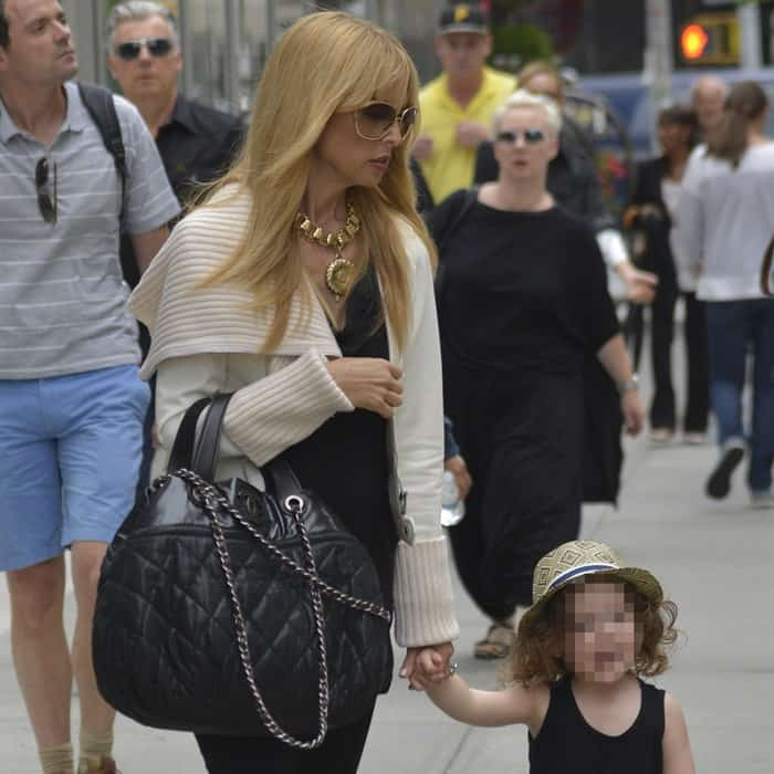 Rachel Zoe Totes Quilted Chanel Handbag