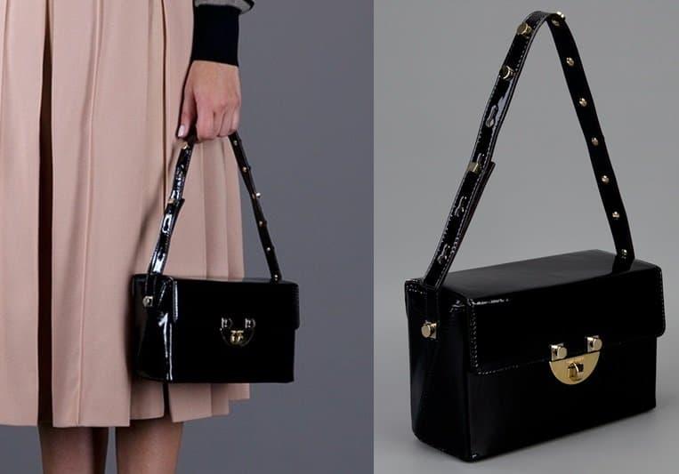 Sonia Rykiel Box Bag