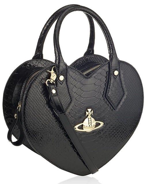 Vivienne Westwood Snake Heart Bag