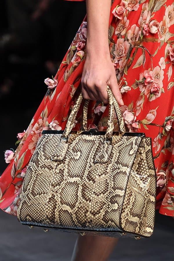 Milan Fashion Week SS14 - Dolce & Gabbana
