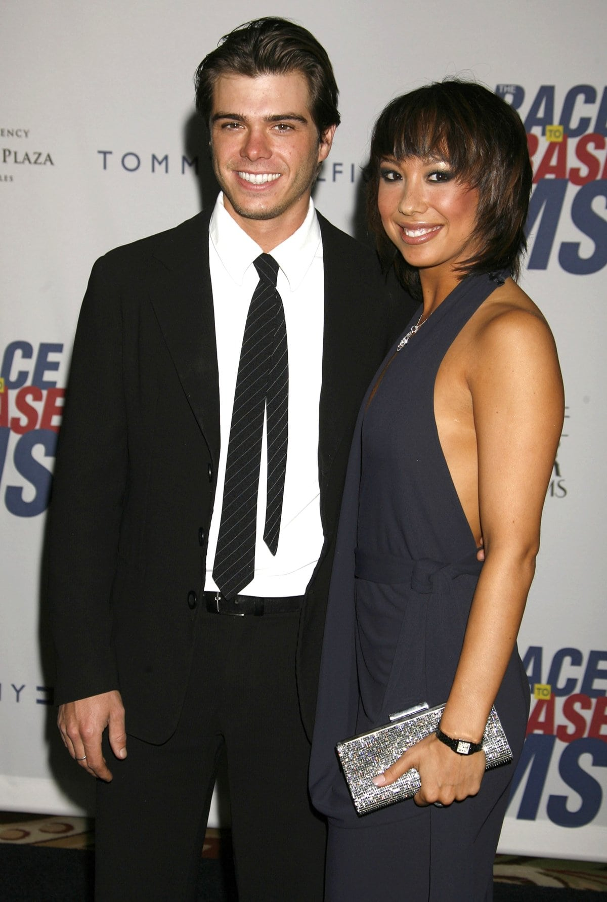 Matthew Lawrence and Cheryl Burke were introduced in 2007