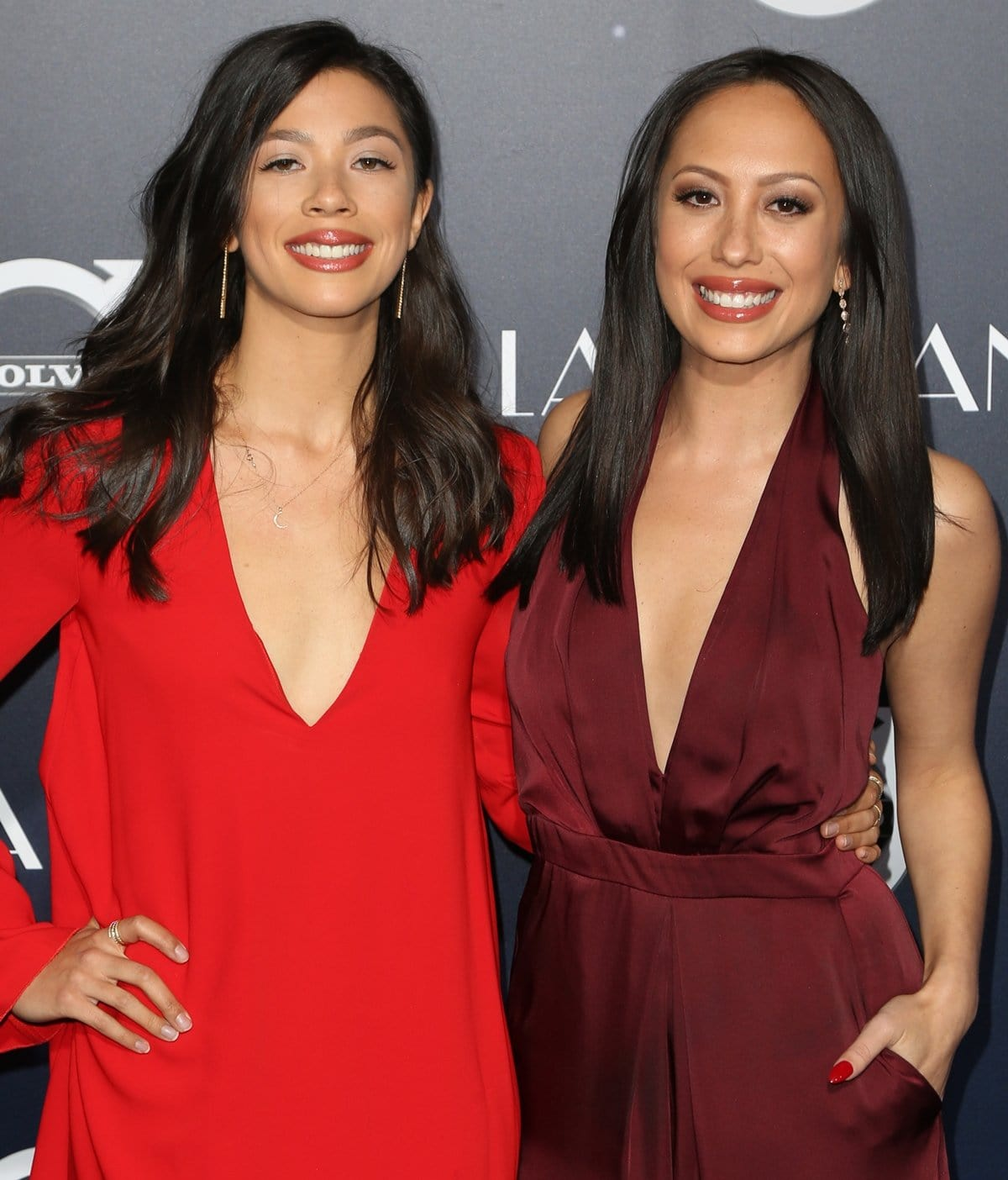 Actress Nicole Wolf is the younger half-sister of Cheryl Burke