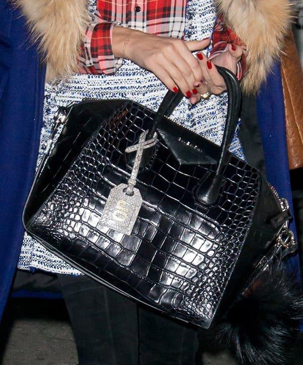 NYFW Bags Olivia Palermo2