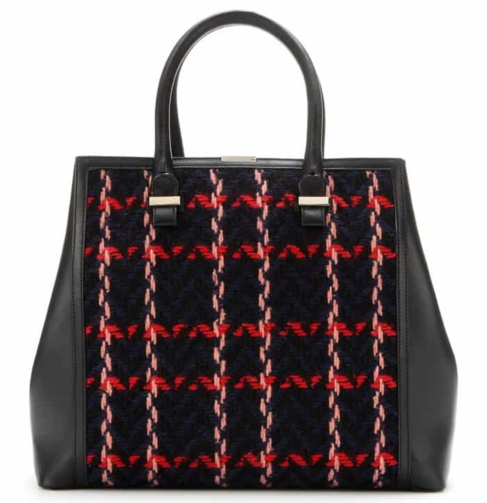 Victoria Beckham Liberty Embroidered Tote