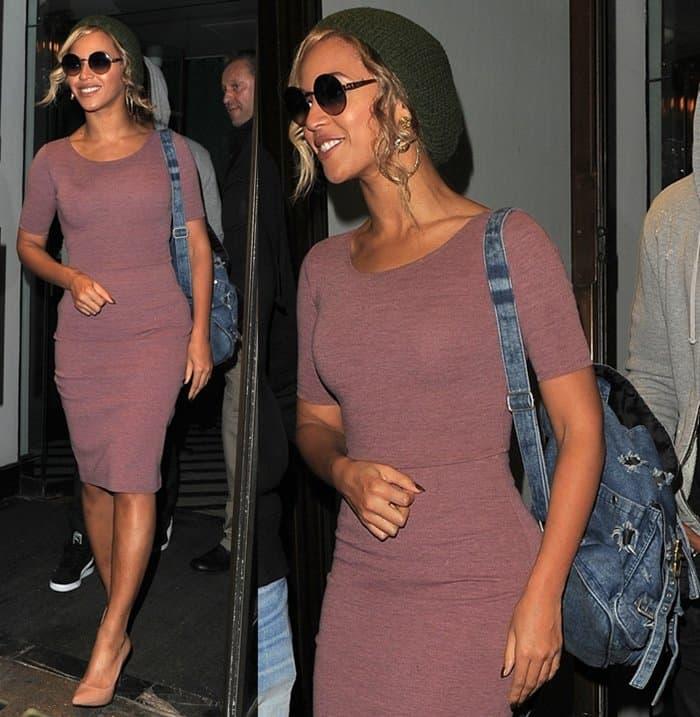2014 Bag Moments - Beyonce