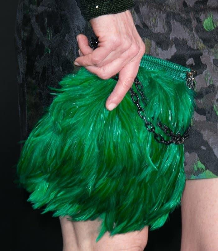 Fur Clutch Julianne Moore4