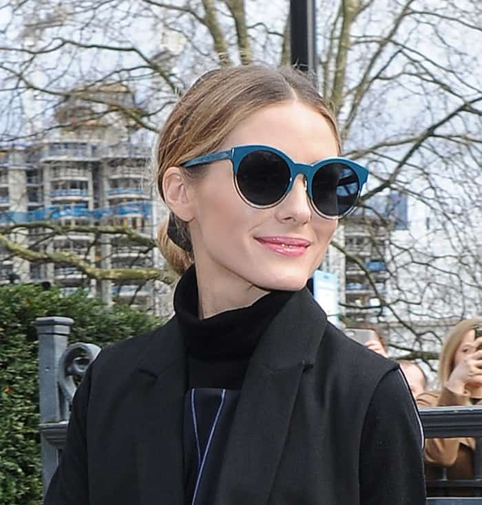 Olivia Palermo Topshop