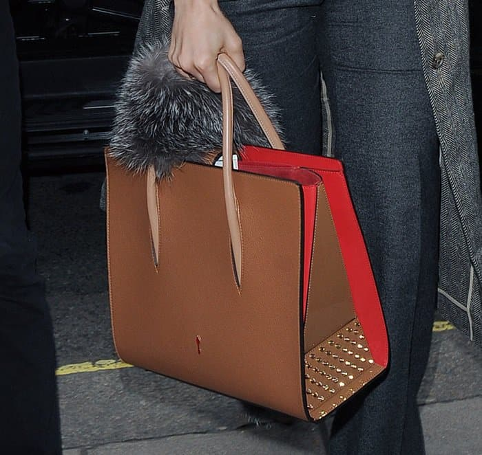 Jennifer Lopez Louis Vuitton Tote