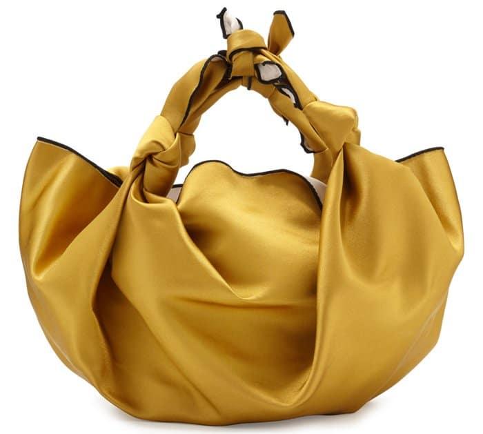 The Row Ascot Bag Sunflower