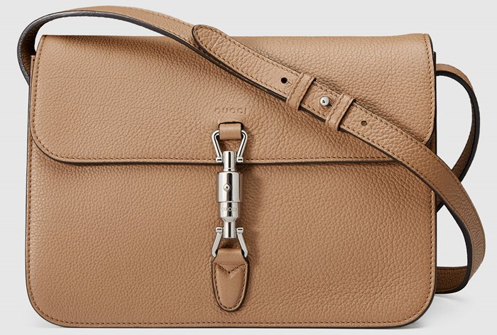 Gucci Jackie Soft Leather Bag