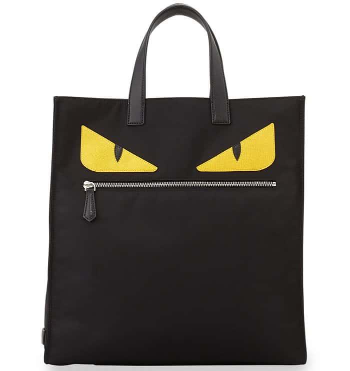 Fendi Monster Creature Tote Bag