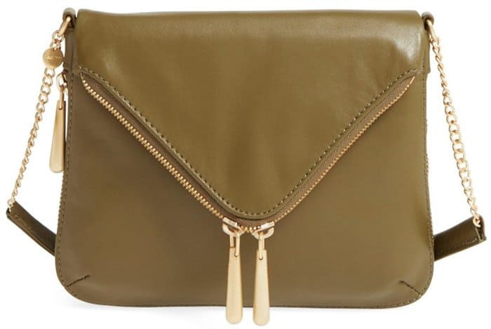Hobo 'City Girl' Leather Crossbody Bag