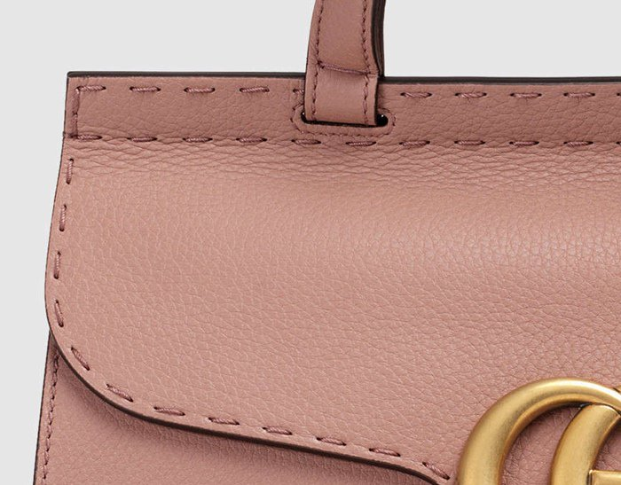 Authentic Gucci handbags and purses are made from the finest quality leather and materials