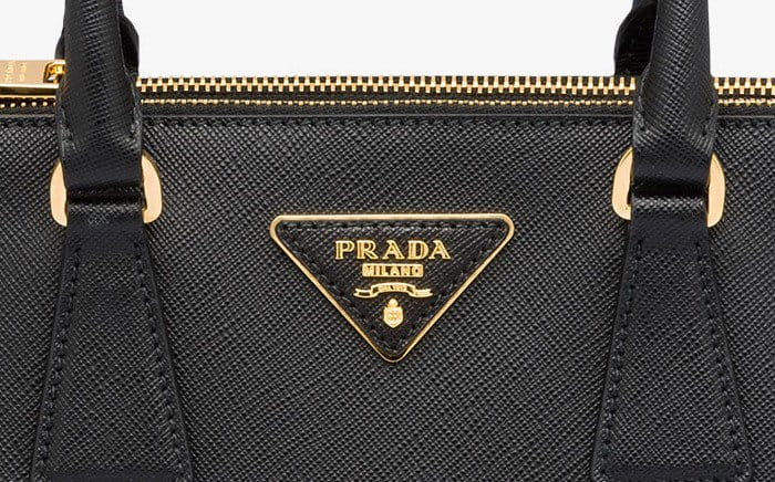 5b259f3aec55 How to Spot Fake Prada Bags and Logo: 7 Quick Steps