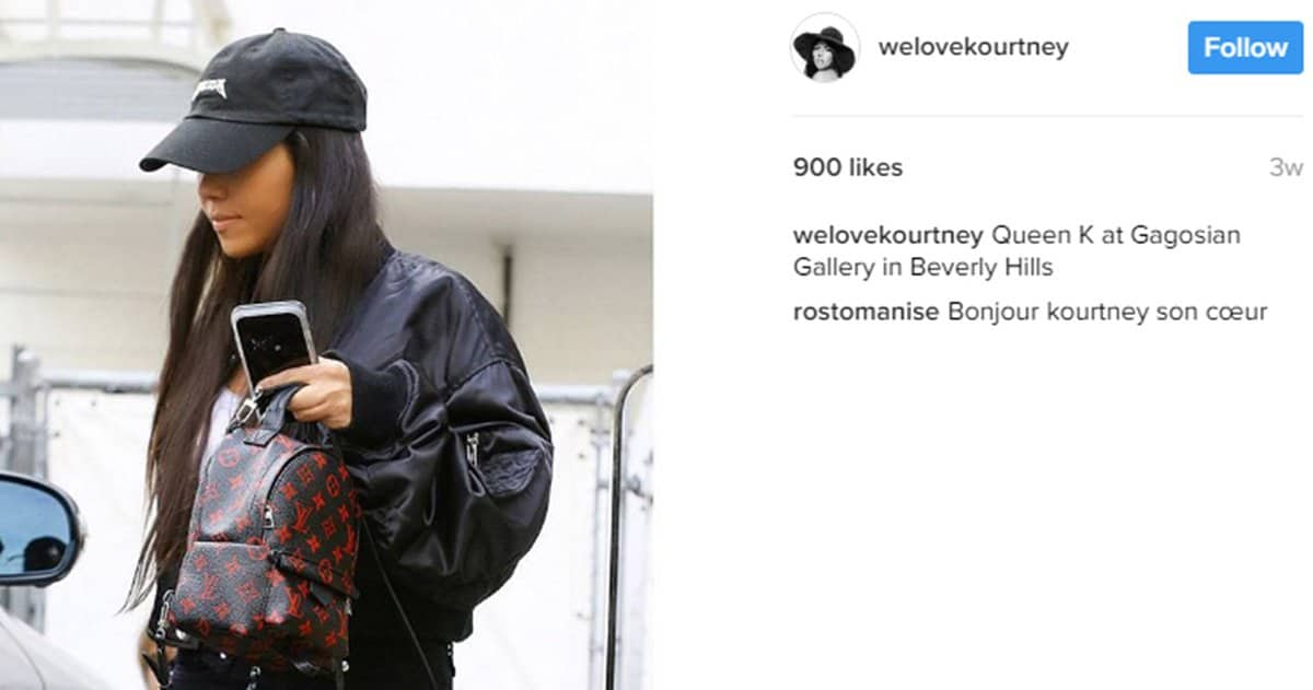 5 Alternatives To Kourtney Kardashian S Louis Vuitton