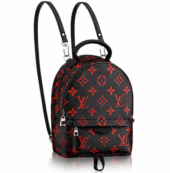 Louis Vuitton 'Palm Springs' Backpack Mini
