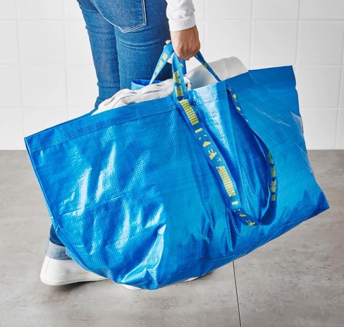 IKEA Frakta bag