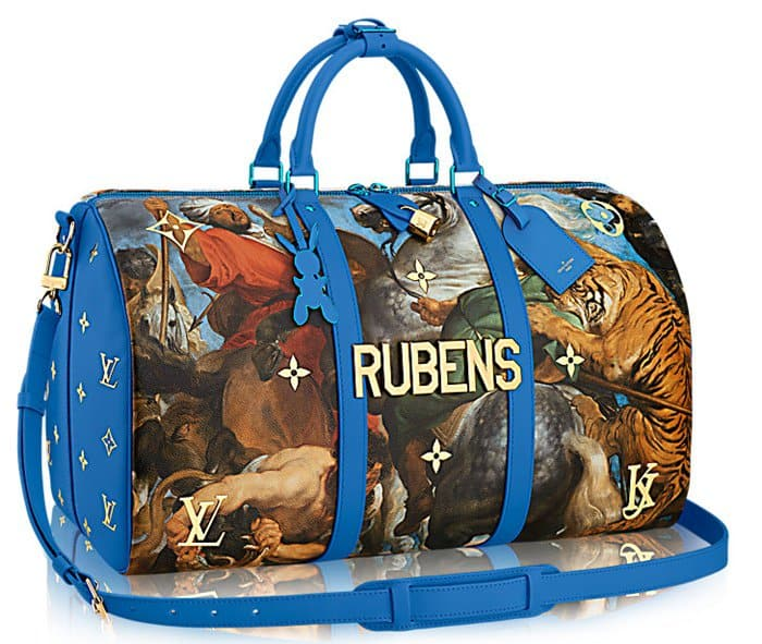 Louis Vuitton Rubens Keepall