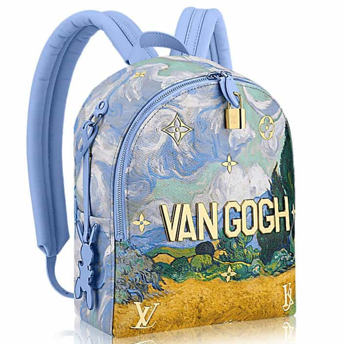 Louis Vuitton Van Gogh Palm Springs