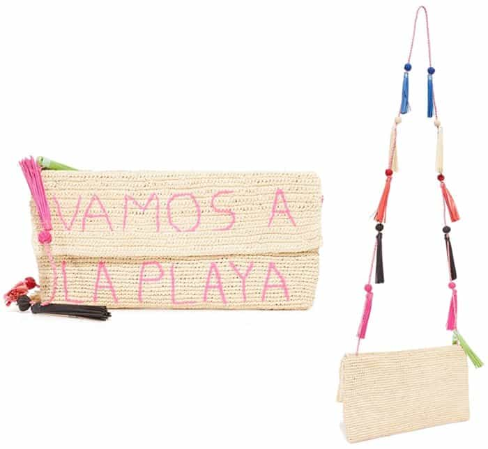 Sensi Studio Vamos a la Playa crossbody bag