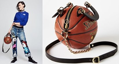 bfa692987212 Andrea Bergart s Basketball Purse and Sport Inspired Handbags
