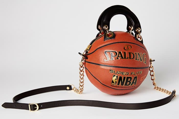 Andrea's Basketball Purse