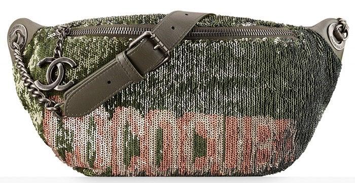 Chanel waist bag