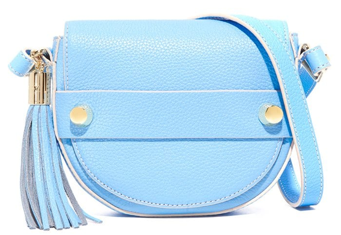 Milly Astor Cross Body Small Saddle Bag
