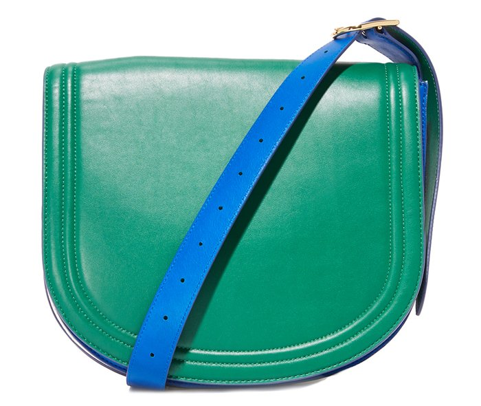 Diane von Furstenberg Small Saddle Bag
