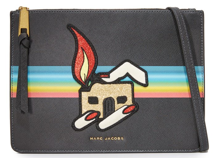 Marc Jacobs Flat Cross Body Bag