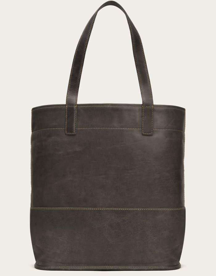 Harvest Tote in Classic Soft Leather