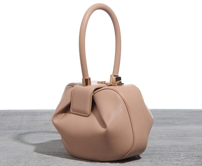 Gabriela Hearst 'Demi' Bag in Nude