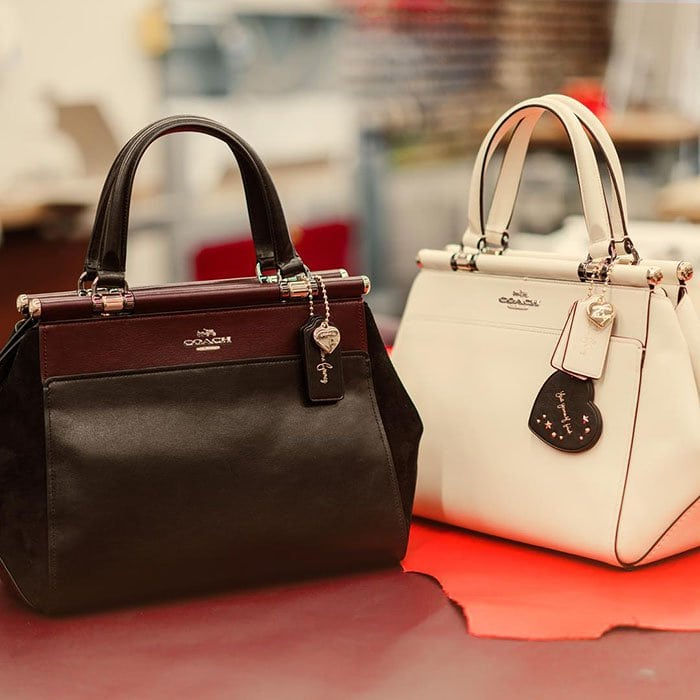 Fake Coach Bags 8 Easy Ways To Spot Them