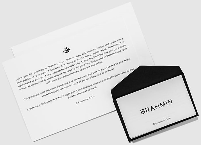 How To Spot Fake Brahmin Bags 6 Ways