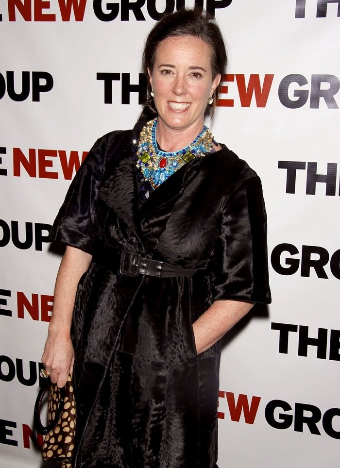New York City's chief medical examiner ruled fashion designer Kate Spade's death a suicide by hanging