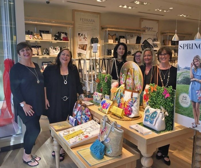 You can expect great customer service at Brighton's 170 retail stores