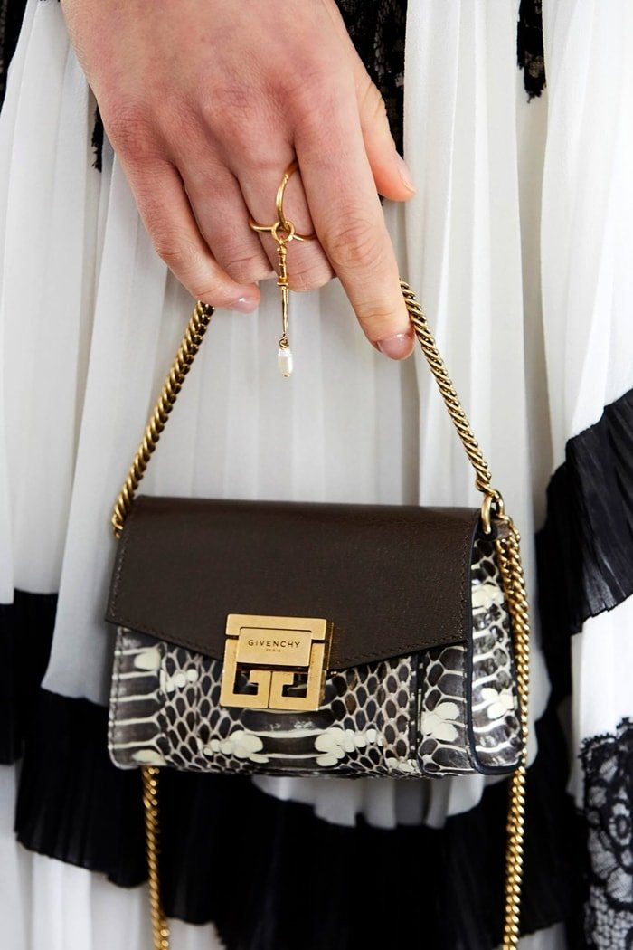 Pay close attention to details before purchasing a Givenchy handbag