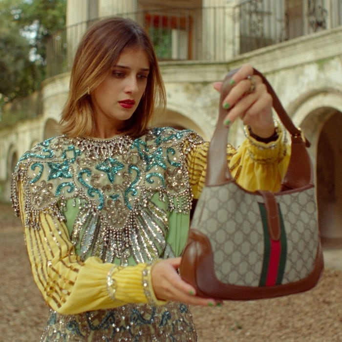 All authentic Gucci handbags, purses, and wallets are made in Italy
